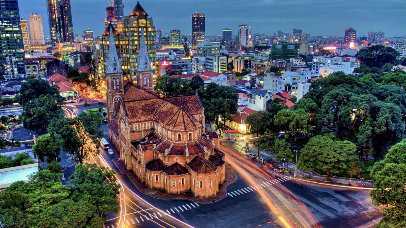 Travel Massive Saigon