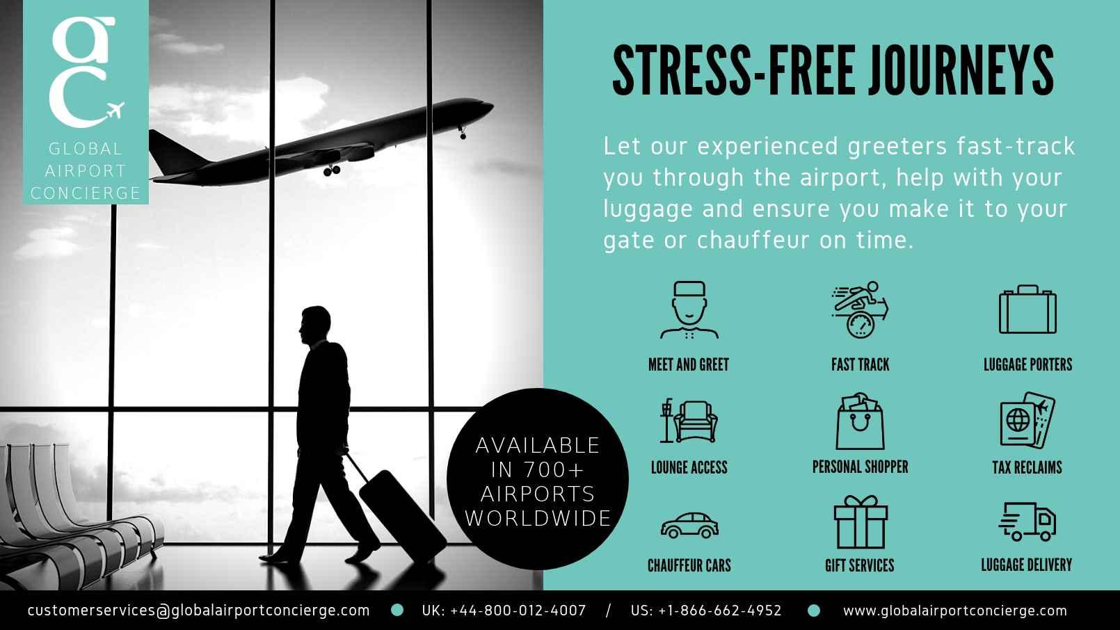 Global Airport Concierge | Travel Massive