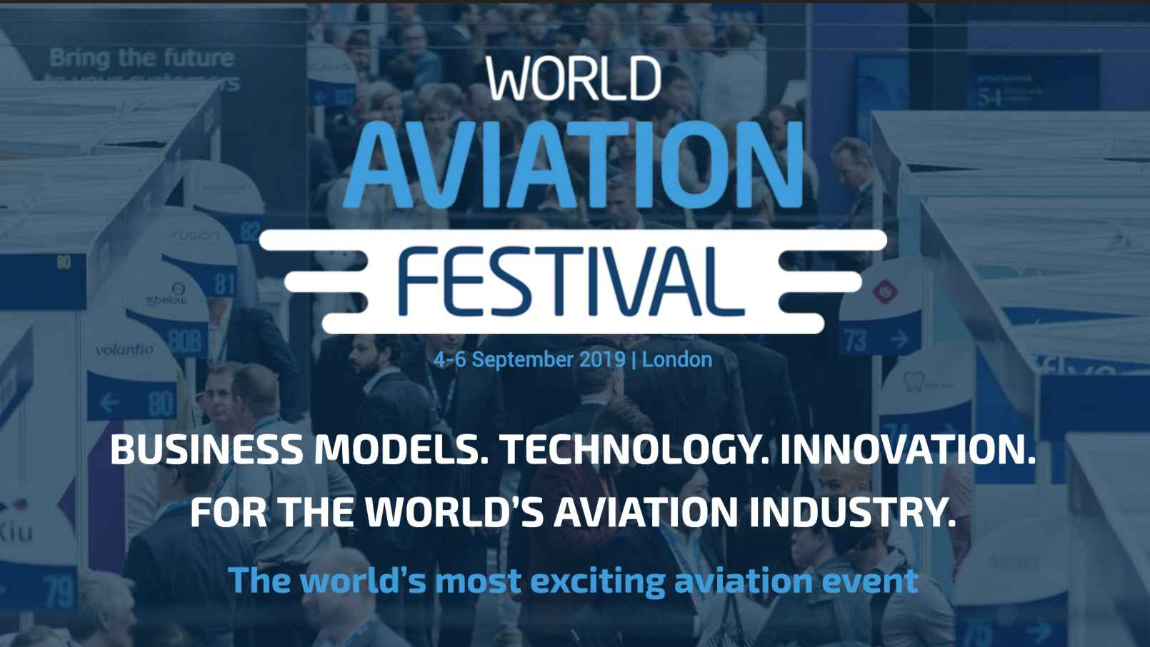 World Aviation Festival | Travel Massive