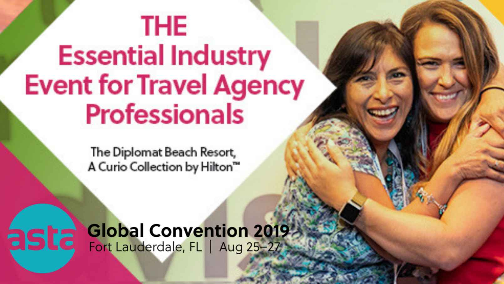 ASTA Global Convention 2019 l Fort Lauderdale, FL | Travel Massive