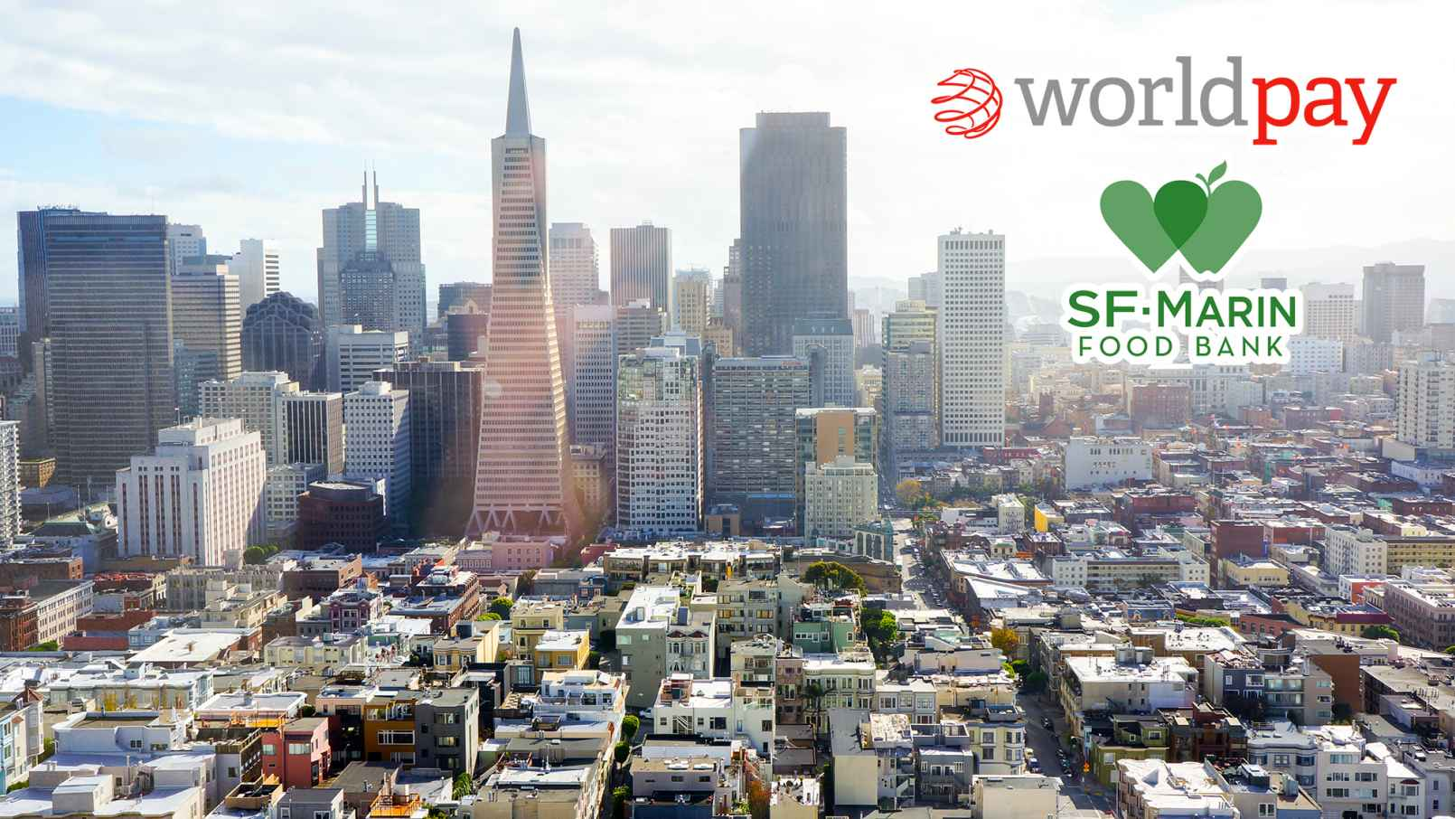 An Evening With Worldpay Supporting Sf Marin Food Bank Travel Massive